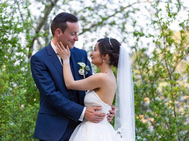 Le mariage de Nadia et Sylvain