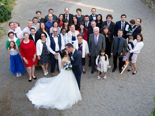 Le mariage de Sylvain et Nadia à Douarnenez, Finistère 47