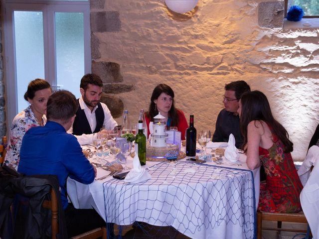 Le mariage de Sylvain et Nadia à Douarnenez, Finistère 53