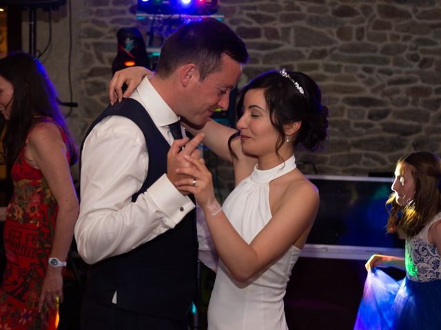 Le mariage de Sylvain et Nadia à Douarnenez, Finistère 60