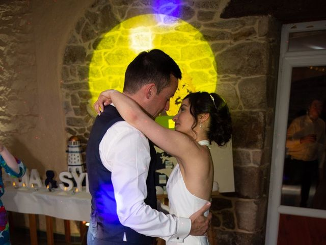 Le mariage de Sylvain et Nadia à Douarnenez, Finistère 61