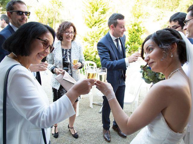 Le mariage de Sylvain et Nadia à Douarnenez, Finistère 38