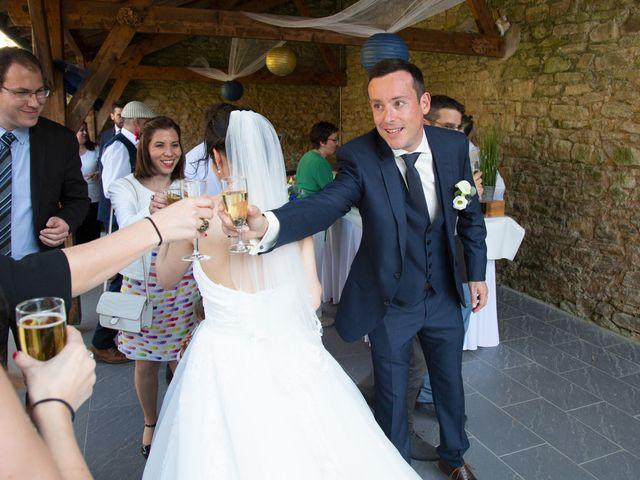 Le mariage de Sylvain et Nadia à Douarnenez, Finistère 42