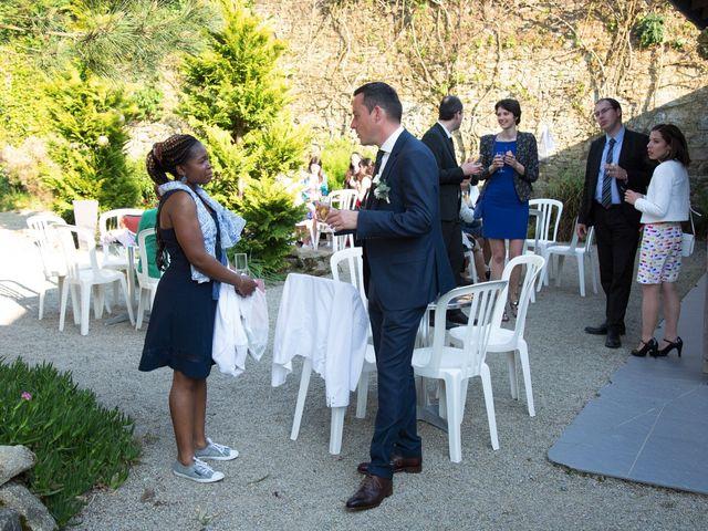 Le mariage de Sylvain et Nadia à Douarnenez, Finistère 43