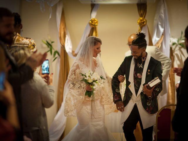 Le mariage de Wills et Melanie à Cannes, Alpes-Maritimes 48