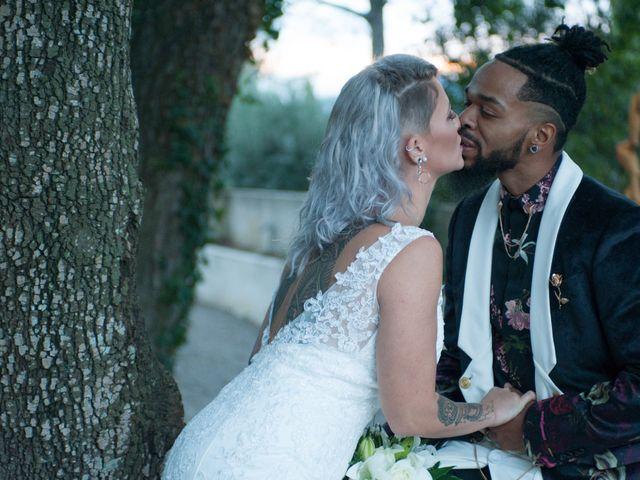 Le mariage de Wills et Melanie à Cannes, Alpes-Maritimes 56
