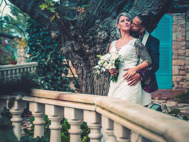 Le mariage de Wills et Melanie à Cannes, Alpes-Maritimes 57