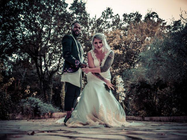 Le mariage de Melanie et Wills