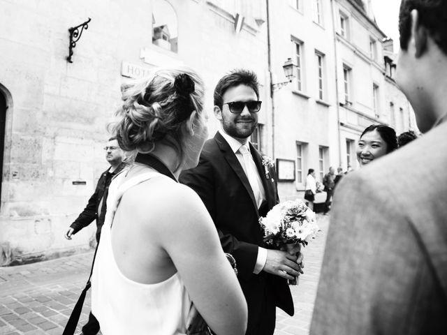Le mariage de Jonathan et Marie-Amélie à Senlis, Oise 2