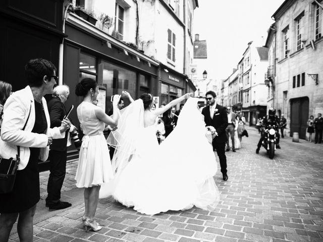 Le mariage de Jonathan et Marie-Amélie à Senlis, Oise 5