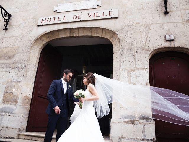 Le mariage de Jonathan et Marie-Amélie à Senlis, Oise 7