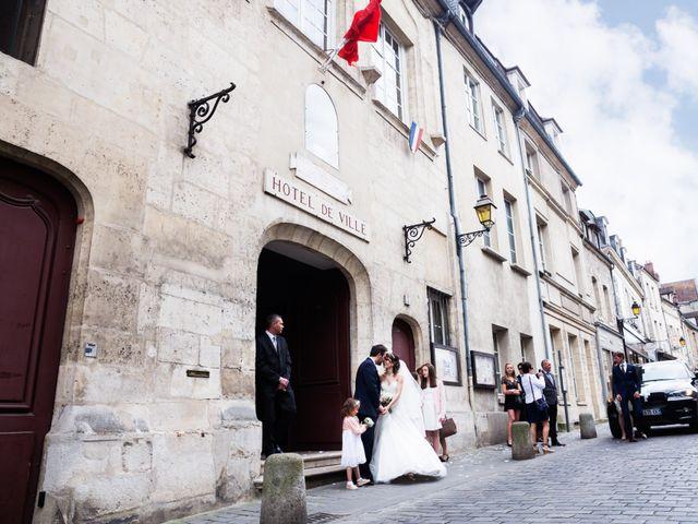 Le mariage de Jonathan et Marie-Amélie à Senlis, Oise 8