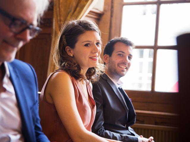 Le mariage de Jonathan et Marie-Amélie à Senlis, Oise 11