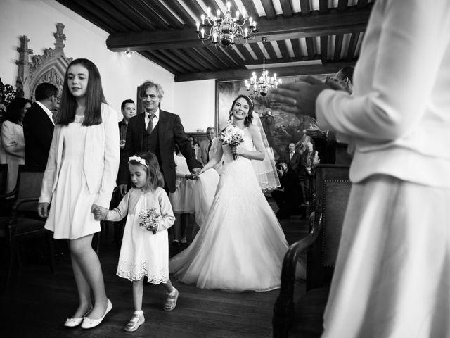 Le mariage de Jonathan et Marie-Amélie à Senlis, Oise 14