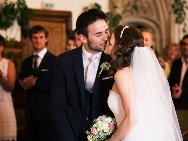 Le mariage de Jonathan et Marie-Amélie à Senlis, Oise 22