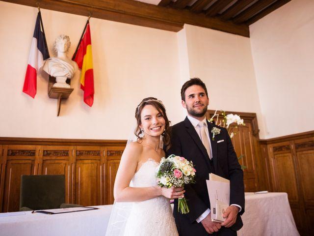 Le mariage de Jonathan et Marie-Amélie à Senlis, Oise 28