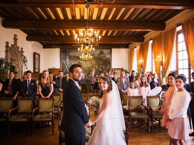 Le mariage de Jonathan et Marie-Amélie à Senlis, Oise 29
