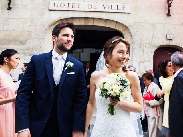 Le mariage de Jonathan et Marie-Amélie à Senlis, Oise 31