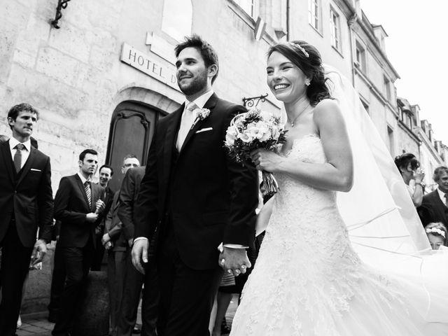 Le mariage de Jonathan et Marie-Amélie à Senlis, Oise 32