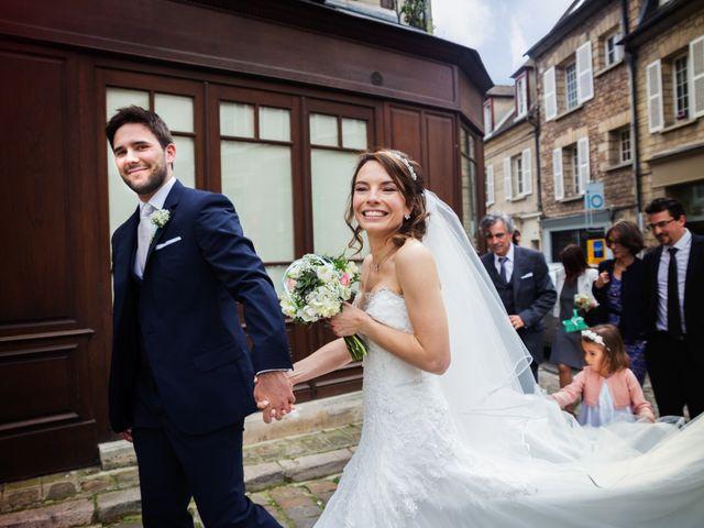 Le mariage de Jonathan et Marie-Amélie à Senlis, Oise 33