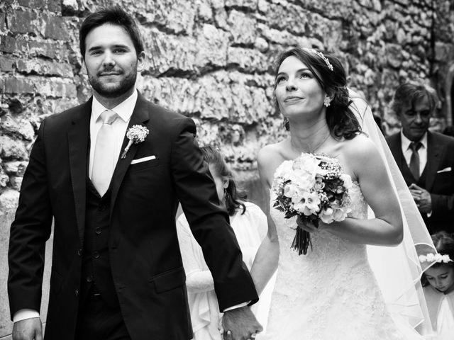 Le mariage de Jonathan et Marie-Amélie à Senlis, Oise 35