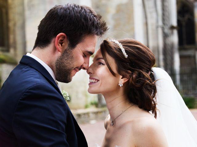 Le mariage de Jonathan et Marie-Amélie à Senlis, Oise 38