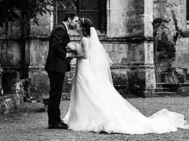 Le mariage de Jonathan et Marie-Amélie à Senlis, Oise 39