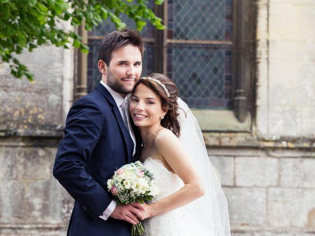Le mariage de Jonathan et Marie-Amélie à Senlis, Oise 40