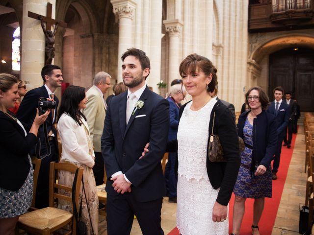 Le mariage de Jonathan et Marie-Amélie à Senlis, Oise 49