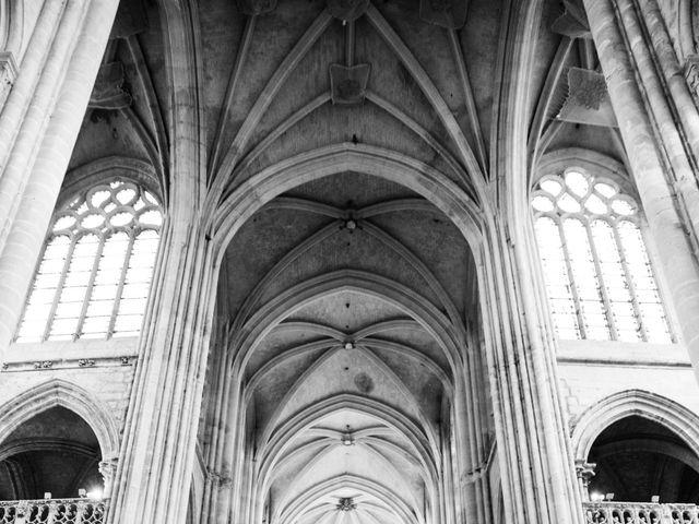 Le mariage de Jonathan et Marie-Amélie à Senlis, Oise 54