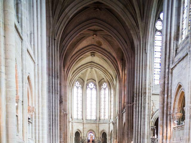 Le mariage de Jonathan et Marie-Amélie à Senlis, Oise 56