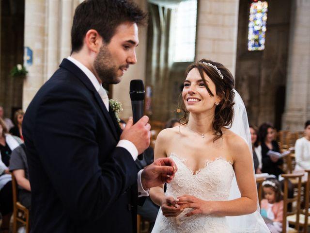 Le mariage de Jonathan et Marie-Amélie à Senlis, Oise 58