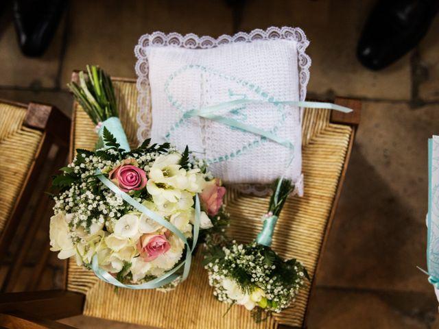 Le mariage de Jonathan et Marie-Amélie à Senlis, Oise 60
