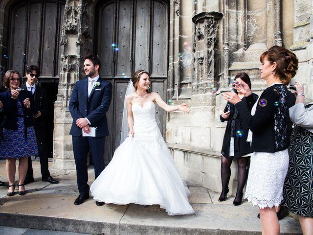 Le mariage de Jonathan et Marie-Amélie à Senlis, Oise 66