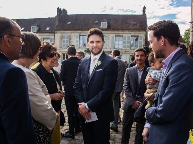 Le mariage de Jonathan et Marie-Amélie à Senlis, Oise 67