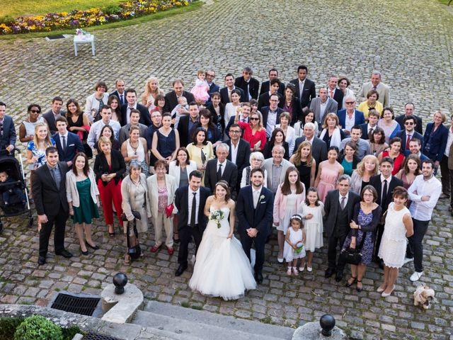 Le mariage de Jonathan et Marie-Amélie à Senlis, Oise 75