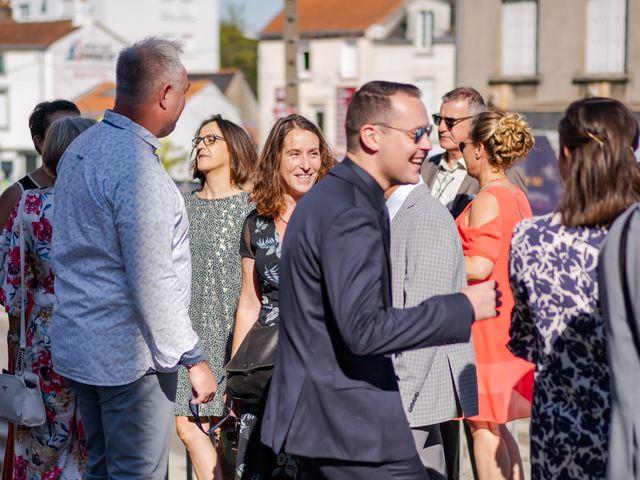 Le mariage de Loïc et Morgane à Rezé, Loire Atlantique 75