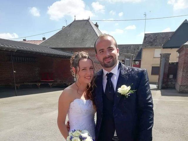 Le mariage de Rudolphe  et Pricillia  à Luchy, Oise 7