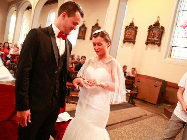 Le mariage de Jonathan et Emilie à Chanteheux, Meurthe-et-Moselle 58