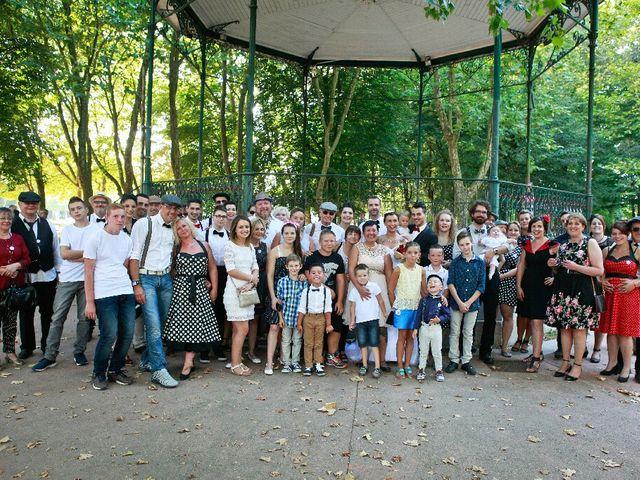 Le mariage de Jonathan et Emilie à Chanteheux, Meurthe-et-Moselle 87