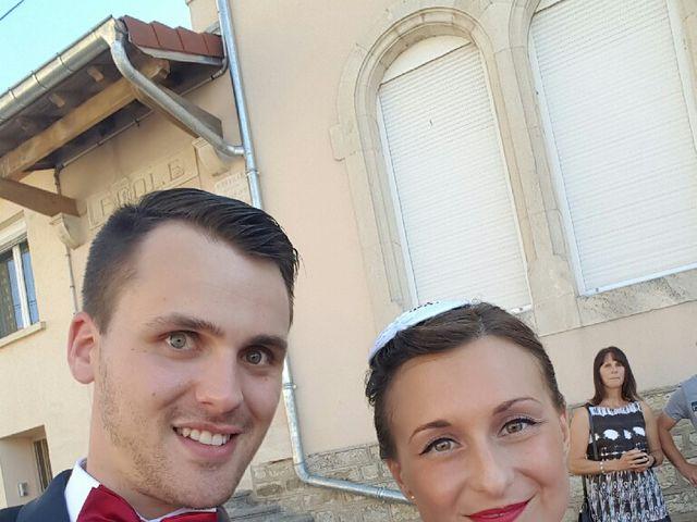 Le mariage de Jonathan et Emilie à Chanteheux, Meurthe-et-Moselle 88
