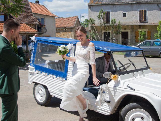 Le mariage de Nicolas et Gaelle à Vidaillac, Lot 2