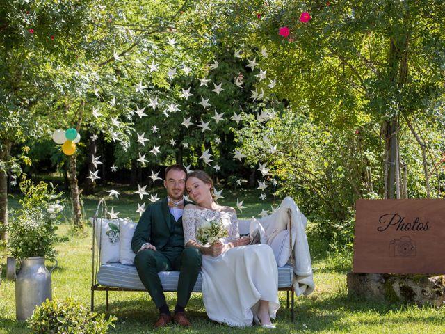 Le mariage de Nicolas et Gaelle à Vidaillac, Lot 10