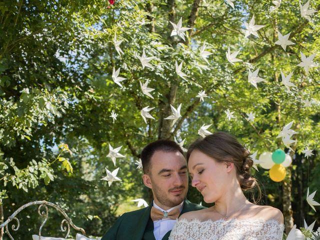 Le mariage de Nicolas et Gaelle à Vidaillac, Lot 16