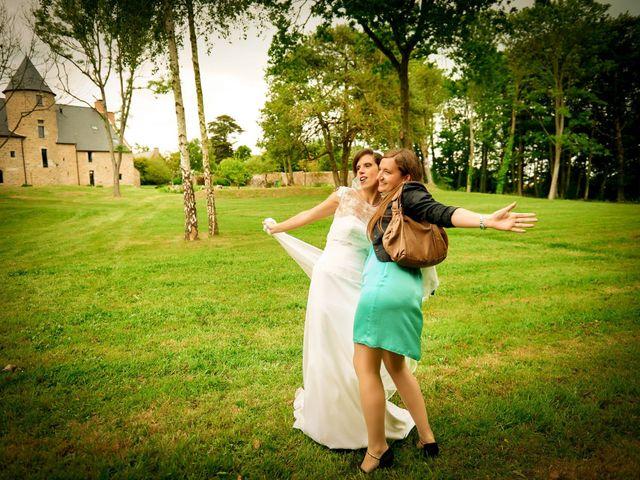 Le mariage de Victor et Isabelle à Tréguier, Côtes d'Armor 1