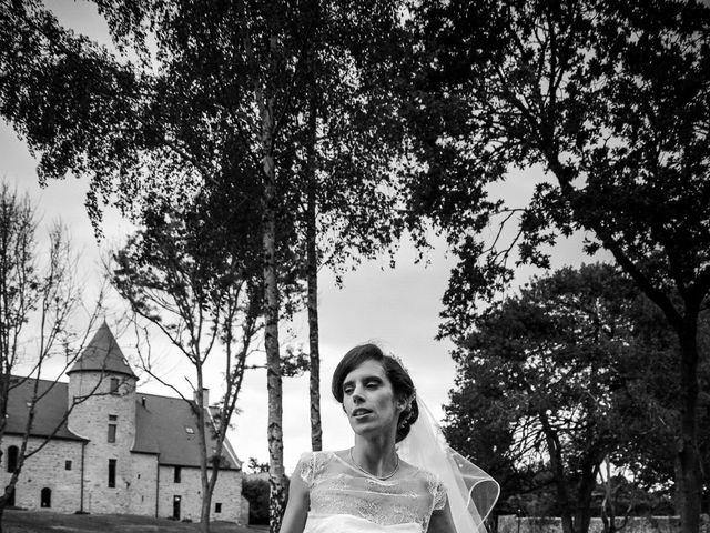 Le mariage de Victor et Isabelle à Tréguier, Côtes d'Armor 3