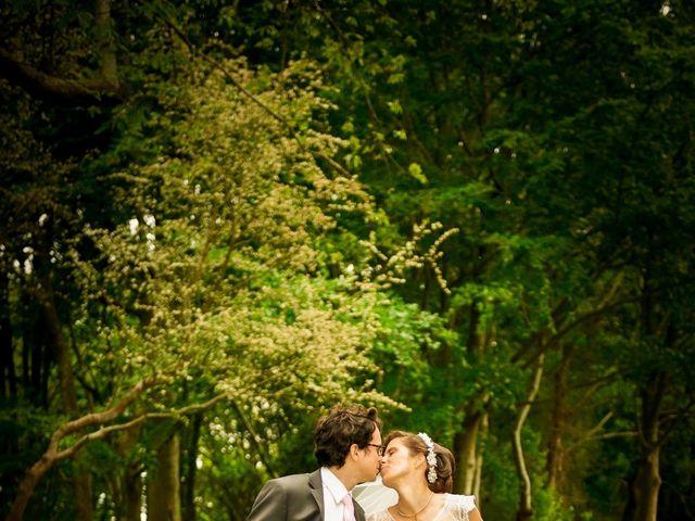 Le mariage de Victor et Isabelle à Tréguier, Côtes d'Armor 4