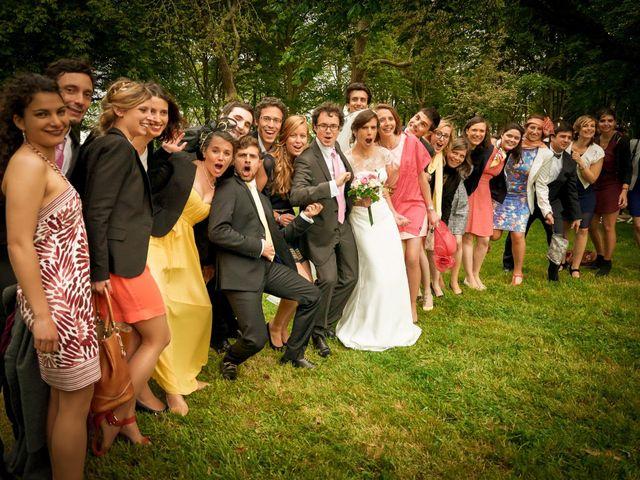 Le mariage de Victor et Isabelle à Tréguier, Côtes d'Armor 12