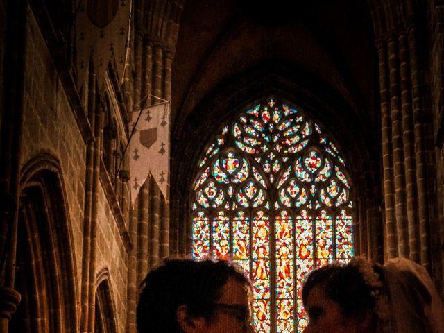 Le mariage de Victor et Isabelle à Tréguier, Côtes d'Armor 37