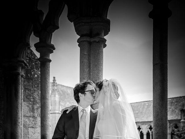 Le mariage de Victor et Isabelle à Tréguier, Côtes d'Armor 41
